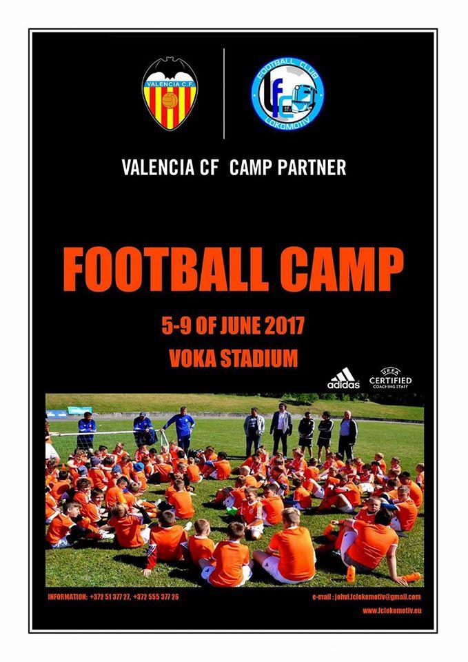 Valencia camp